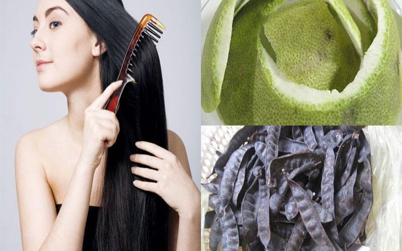 Dưỡng tóc theo cách dân gian