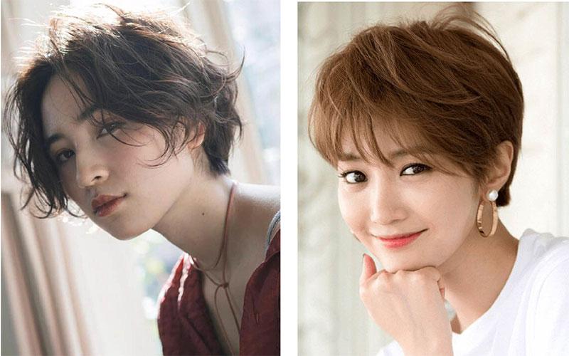 Các mẫu tóc ngắn đẹp 2019