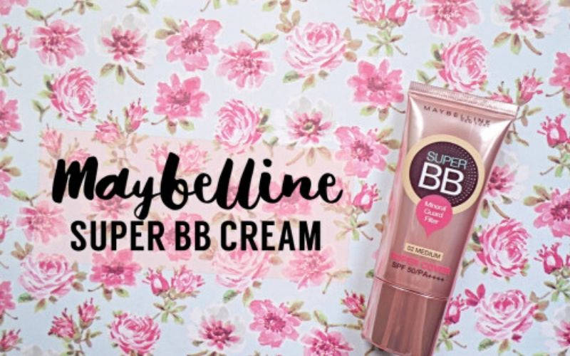 bb cream maybeline