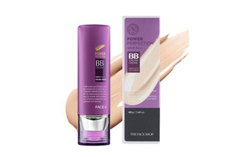 bb cream the faceshop