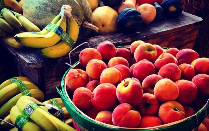 Vai trò của tin bột- táo và chuối