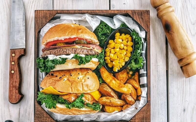 Hạn chế thức ăn nhanh