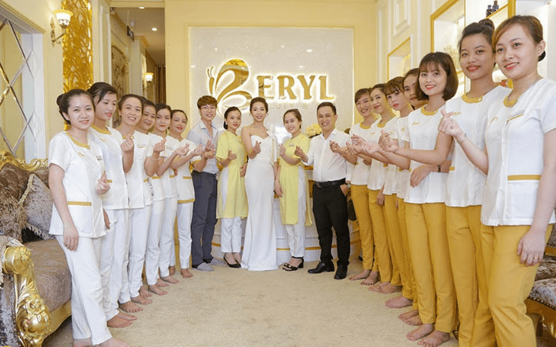 Spa Beryl Beauty uy tín