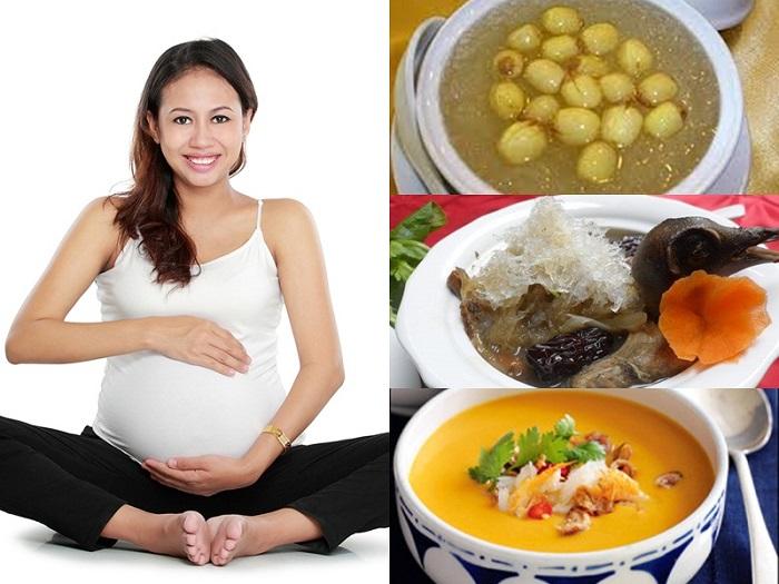 an-yen-khi-mang-thai