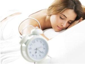 Giảm mỡ bụng bằng những giấc ngủ đủ