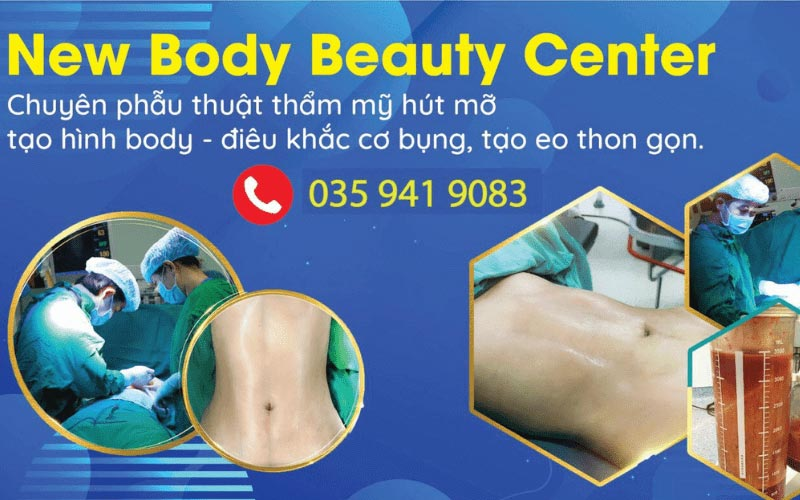new body beauty center