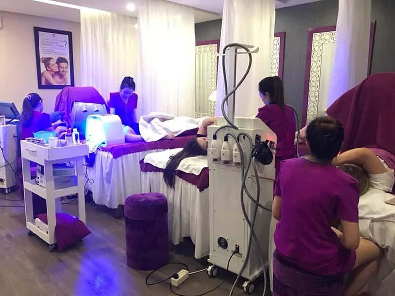 Ngọc Trâm spa nơi điều trị mụn uy tín tại Đà Nẵng