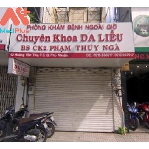 Phòng khám điều trị mụn - Bác sĩ Phạm Thúy Ngà