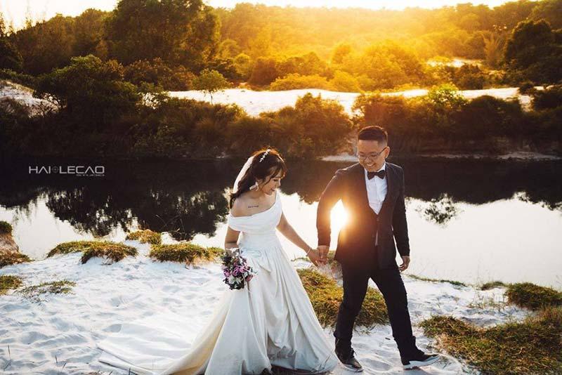 Ảnh cưới tại Hai Lecao studio