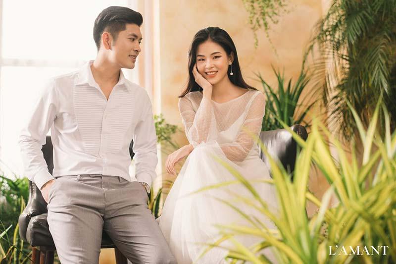 Chụp ảnh cưới tại L'amant studio Hà Nội