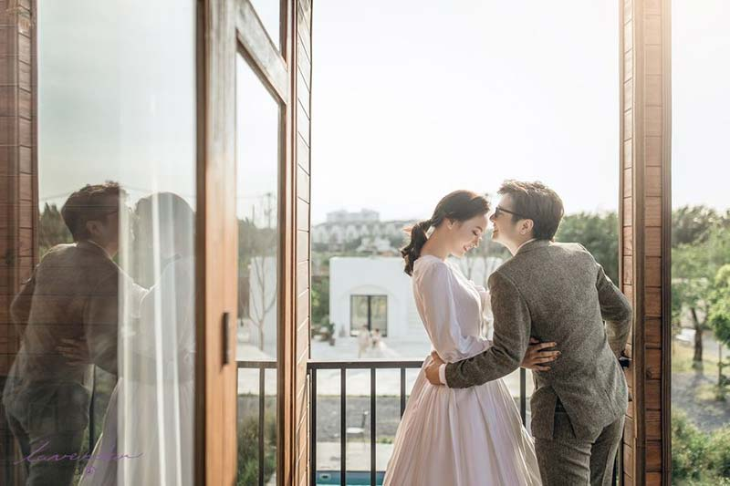 Chụp ảnh cưới rẻ đẹp Hà Nội tại Lavender studio