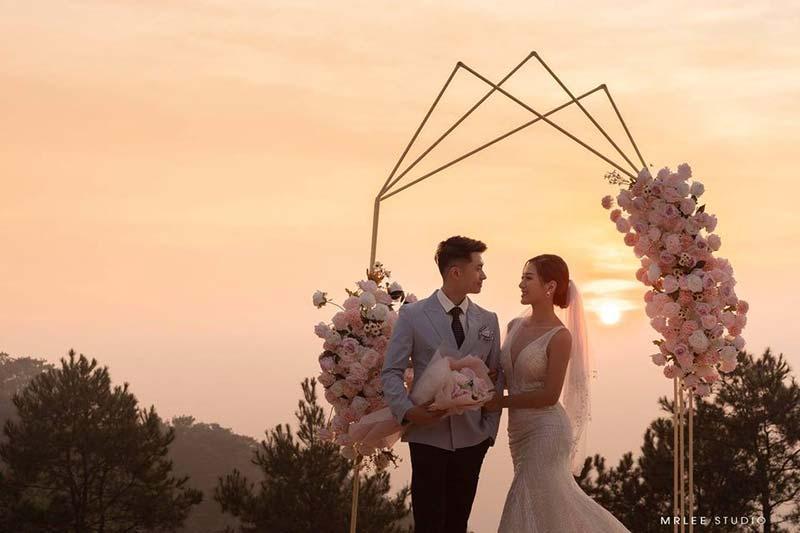 Đơn vị chụp hình cưới chuyên nghiệp Mr Lee studio