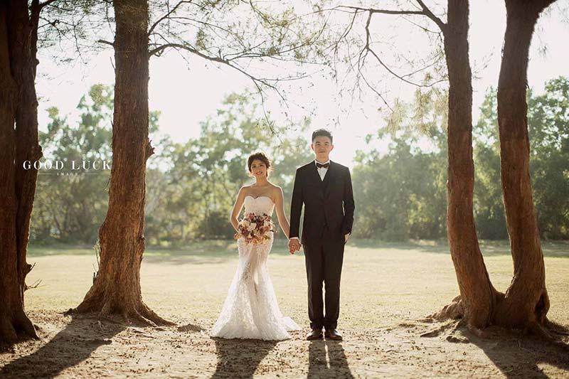 Chụp ảnh cưới uy tín tại Goodluck Image tphcm