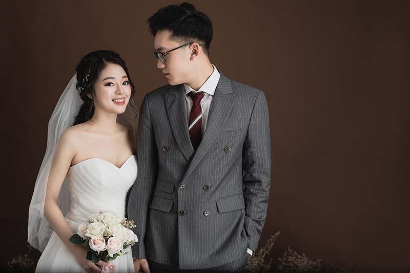 Hình ảnh cưới được chụp tại Mượt studio