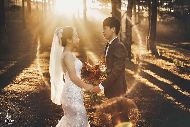 Tuart wedding chụp ảnh cưới tại tphcm
