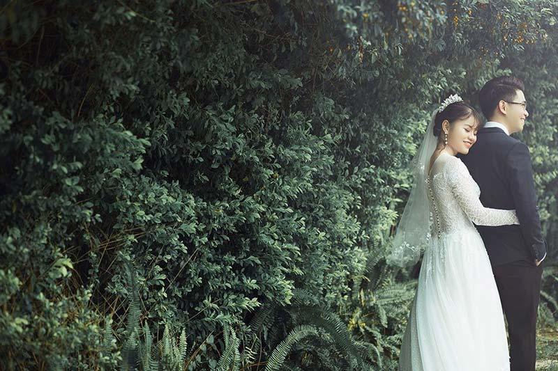 Uyên Lee Bridal đơn vị chụp hình cưới uy tín ở Hà Nội