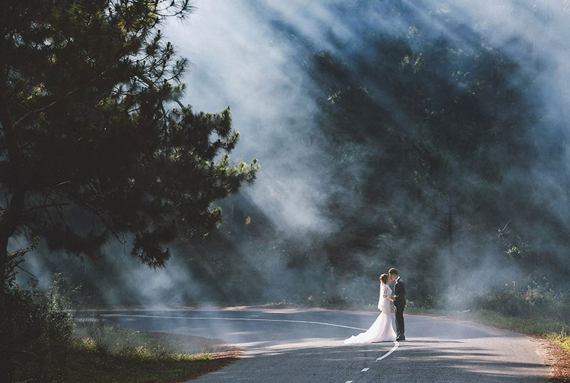 Almond studio địa chỉ chụp ảnh cưới uy tín Hải Phòng