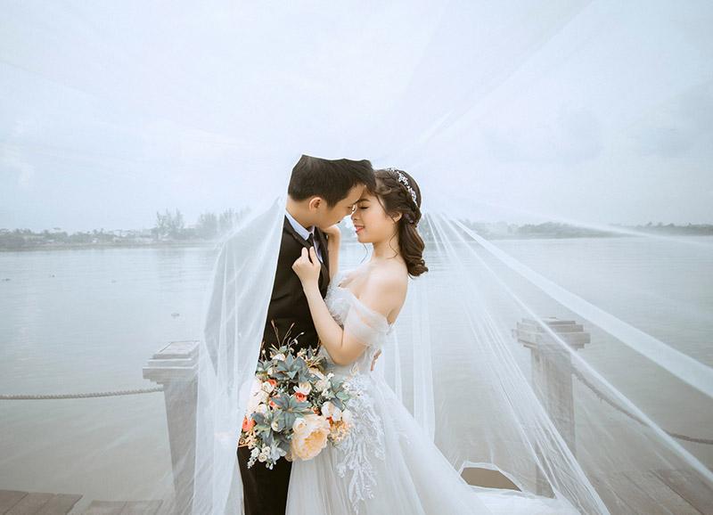 Anh Hi bridal chụp hình cưới chuyên nghiệp Nha Trang
