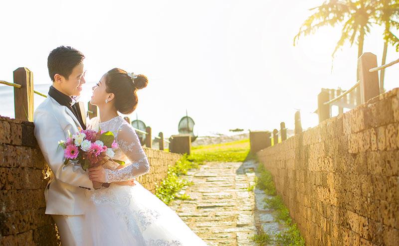 Ảnh cưới chất lượng khu vực Bình Dương - Daisy Quyên studio