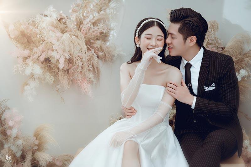 Ảnh cưới nghệ thuật tại Khang Bridal Cần Thơ