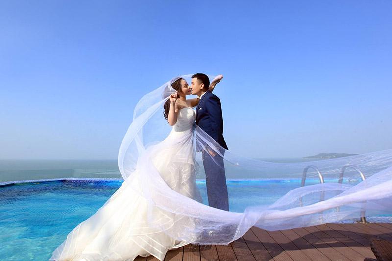 Áo cưới new chụp ảnh cưới đẹp Hải Phòng
