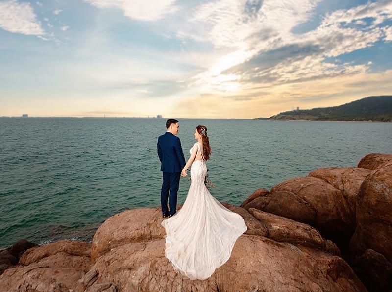 Bảo Châu wedding địa chỉ chụp ảnh cưới ở quận Bình Thạnh rẻ đẹp