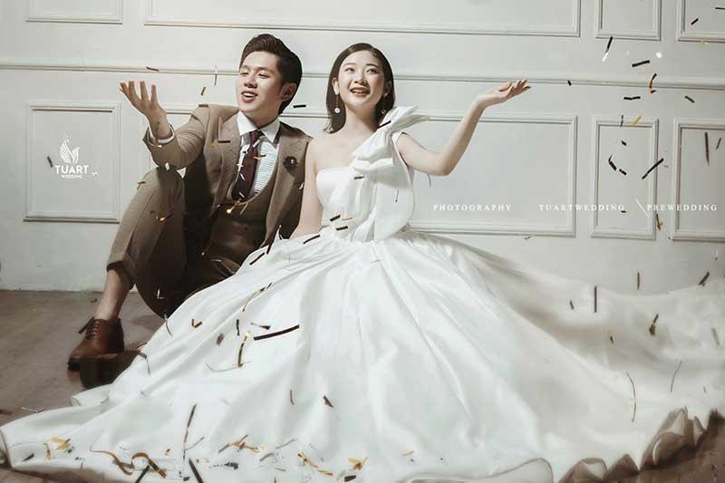 Chụp ảnh cưới chất lượng hàng đầu tại Tuart wedding
