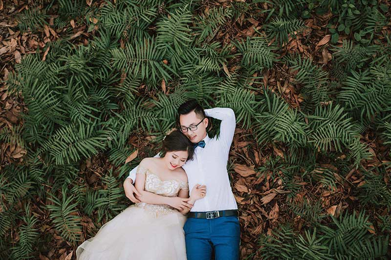 Chụp ảnh cưới Hải Phòng uy tín tại Mrtin studio