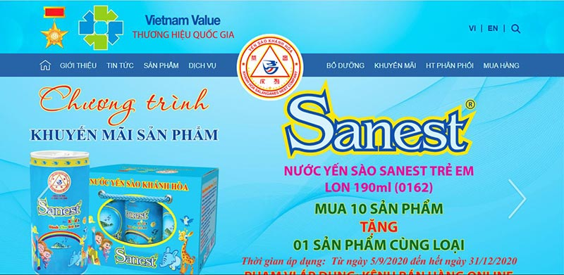 Đẳng cấp thương hiệu yến sào Việt Nam - Yến sào Khánh Hòa