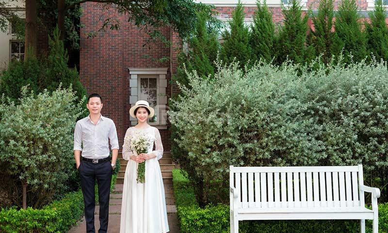 Địa chỉ chụp ảnh cưới uy tín Nghệ An tại Rose studio