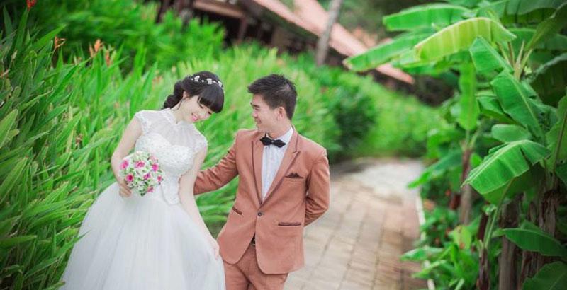 Hình cưới chuyên nghiệp tại Only you studio & bridal