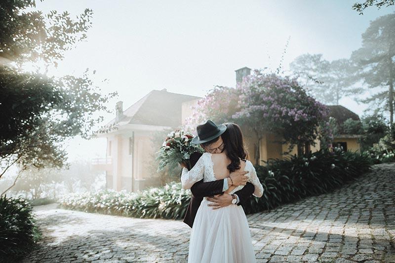 Hipster wedding nơi chụp ảnh cưới được yêu thích