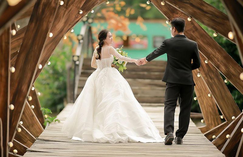 Hồ Võ studio dịch vụ ảnh cưới hàng đầu quận Bình Thạnh