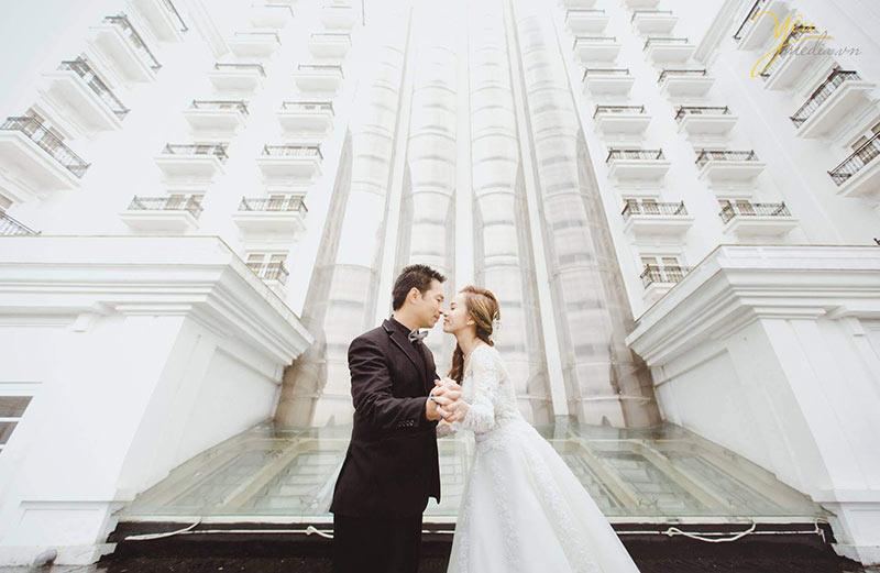 Huỳnh Thanh Tùng studio chụp ảnh cưới rẻ đẹp Bình Dương