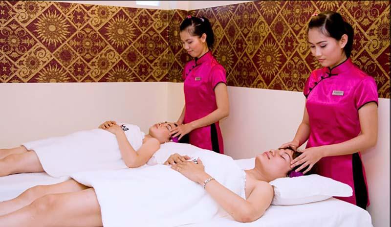 Làm đẹp chăm sóc da tại Lê Kha spa