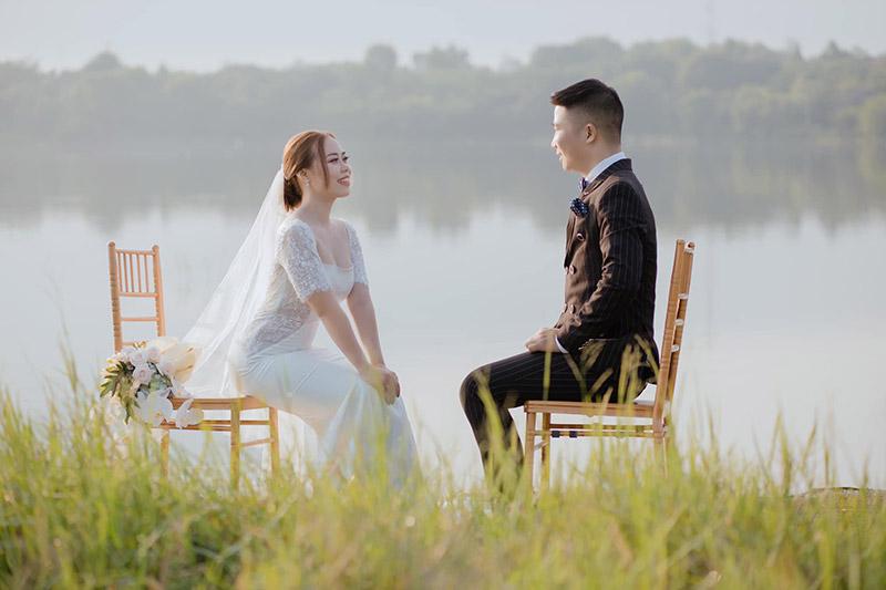 Lưu giữ khoảnh khắc ngày cưới cùng với Thái Bảo Studio