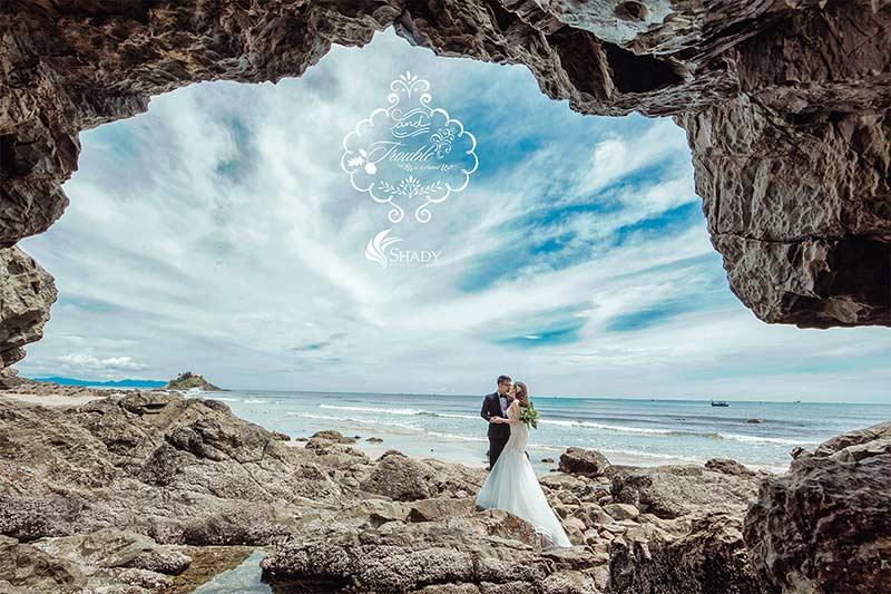 Lưu giữ khoảnh khắc ngày cưới tại Shady studio Bình Dương