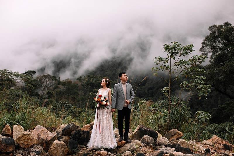 Lưu giữ khoảnh khắc ý nghĩa cùng với Thuyết Nguyễn wedding house