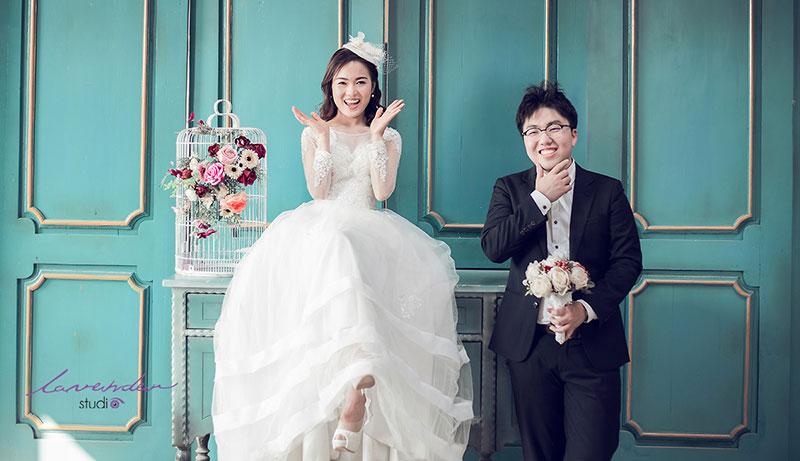 Lưu giữ kỉ niệm ngày cưới tại Hải Triều studio Bình Thạnh