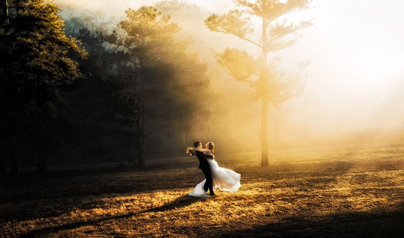 Những bức ảnh cưới Đà Lạt tại Oneline studio