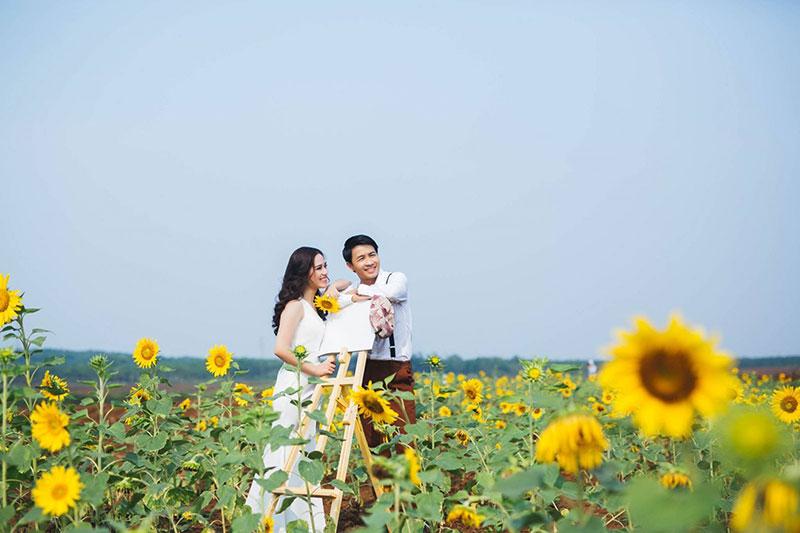 Nơi chụp ảnh cưới chuyên nghiệp tại Bình Dương - Dấu yêu studio
