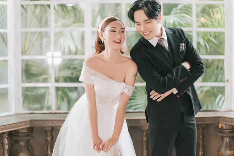 Sansan bridal dịch vụ ảnh cưới tại Bình Thạnh