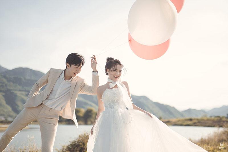 Studio ảnh cưới hàng đầu Đà Lạt Tuart wedding