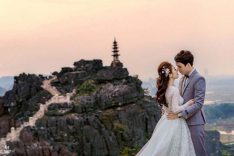 Tuart wedding - Địa chỉ chụp hình cưới hàng đầu