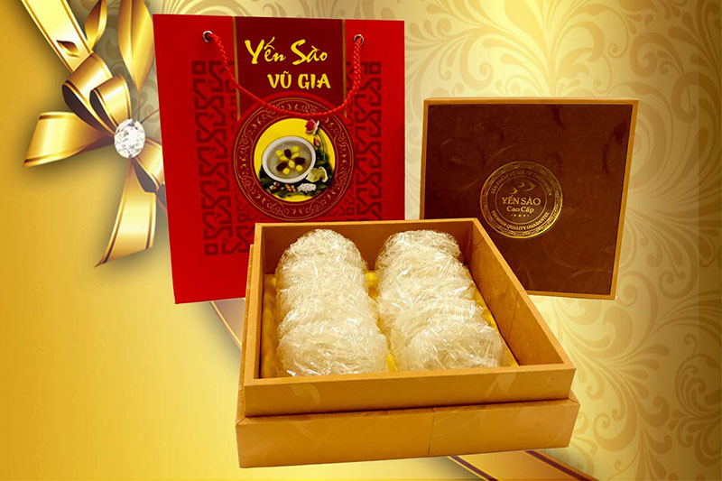 Vũ Gia chất lượng tạo nên thương hiệu yến sào của Việt Nam