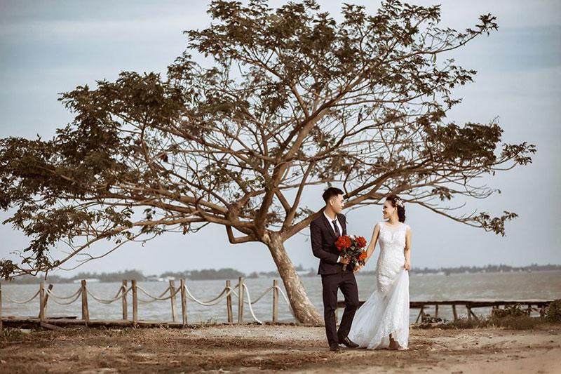 Chụp hình cưới chuyên nghiệp tại TK studio Cần Thơ