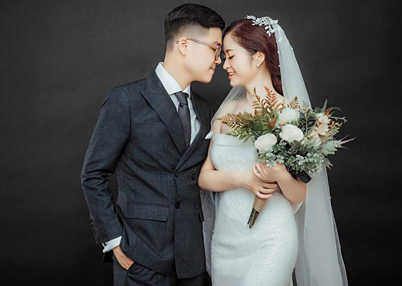 Chụp hình cưới uy tín tại Hoàng My studio Cần Thơ