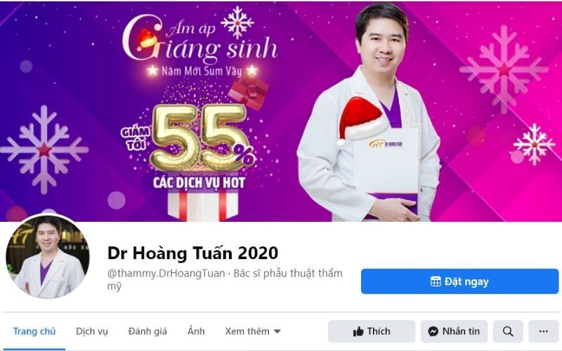 Dr. Hoàng Tuấn chuyên hút mỡ bụng tại Hà Nội an toàn, uy tín