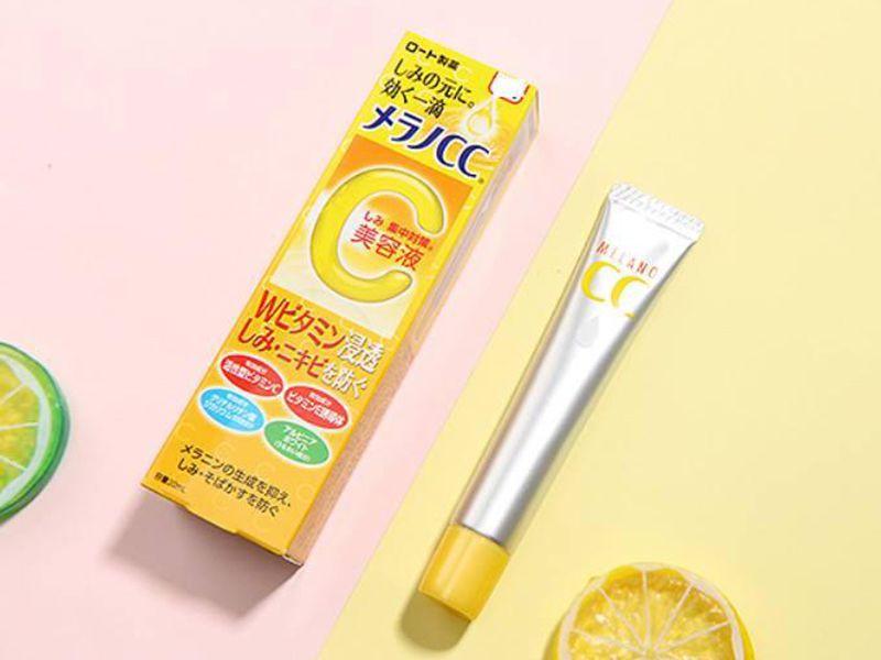 Serum Rohto vitamin C Melano CC