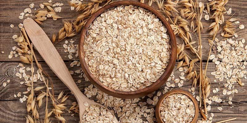 Điều trị nám da đơn giản với bột yến mạch